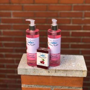 Champú San Nicolás esencia de cereza